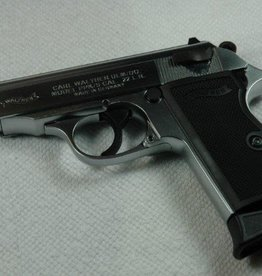 Walther Arms Inc. WALTHER PPK/S Pistol 22LR