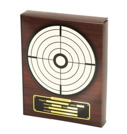 Sonic Boom Sonic Boom Targets Woody Feet Small Trophy Targets 1 Pack