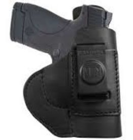 TAGUA GUNLEATHER TAGUA SUPER SOFT INSIDE PANTS HOLSTER BLACK for RUGER SR9 COMPACT RIGHT HAND