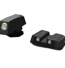 Hiviz Sights Hi-Viz GLN129 Glock Nightsight Front