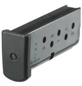 Sturm, Ruger & Co., Inc. Ruger 90333 LCP Ext Magazine-6 Flat Ext Floor Plate