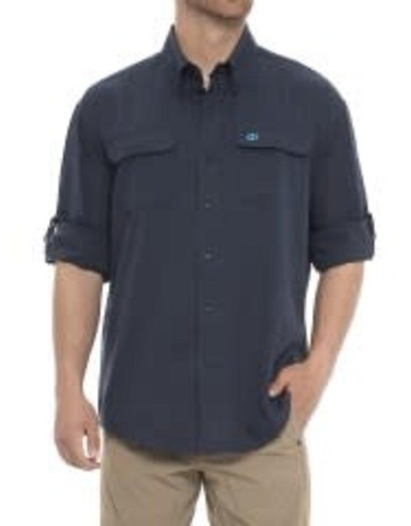 Heybo The Boca Grande Long Sleeve Fishing Shirt