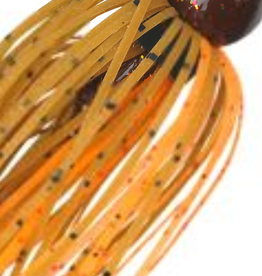 Strike King Strike King Bitsy Mini Jig 1/4 oz Black BBJ14-46