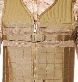 Blackhawk! NEW Blackhawk S.T.R.I.K.E. Elite MOLLE Vest Coyote Tan STRIKE 37CL66CT