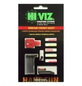 Hiviz Sights HiViz HRB2007 Front Sight Kit