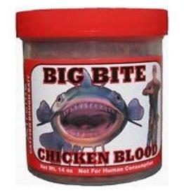 Magic Bait Magic Bait Big Bite Catfish Chicken Blood 14 oz