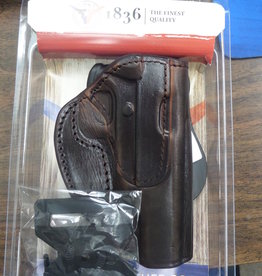 TAGUA GUNLEATHER TEXAS ROTATING OPEN TOP PADDLE HOLSTER