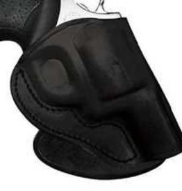TAGUA GUNLEATHER Tagua Gunleather Rotating Open Top Paddle Holster,, Black