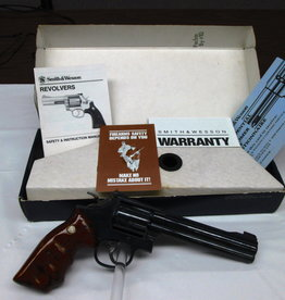 Smith & Wesson Used Smith & Wesson 17 Revolver .22 LR