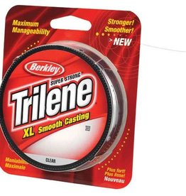 Berkley Solutions Berkley Trilene XL Clear 4 lb 330 yds