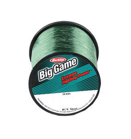 Berkley Solutions Berkley BGQS10C-22 Trilene Big Game Mono 10Lb 1500yd Green
