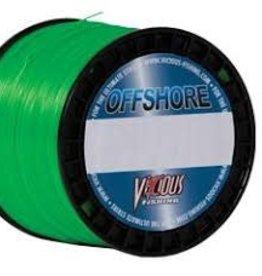 Vicious Vicious Off Shore Hi Vis Green Fishing Line 15Lb 950 Yards