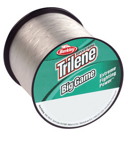 Berkley Solutions Berkley BGQS12C-15 Trilene Big Game Mono 12Lb 1175yd Clear