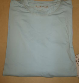 GameGuard Outdoors GameGuard Ladies' Sky Blue Vented Performance Tee Large
