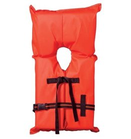 KENT CARTRIDGE Vest Orange Child Medium Kent 102000-200-002-1 2 Type II