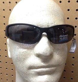 Shakespeare Shakespeare: Explorer Half Framed Polarized Sunglasses (Black)