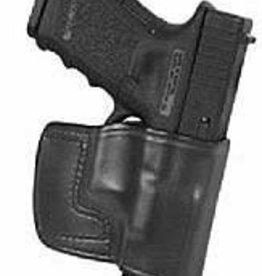 Don Hume Don Hume JIT Slide Holster Right Hand Black S&W M&P 45ACP Leather J966628R