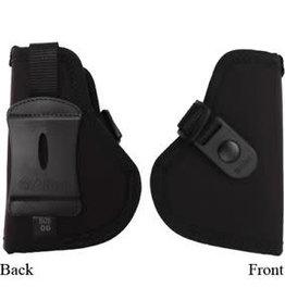 ALLEN COMPANY Allen Cortez Nylon Pistol Holster Size 6 Black 44806
