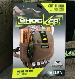 ALLEN COMPANY Allen Shocker Cut-n-Run Turkey Hunting Pack 19170 Mossy Oak Obsession