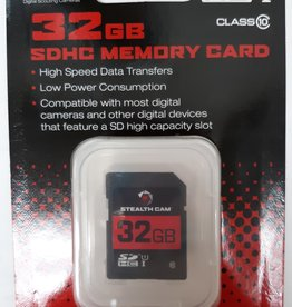 Stealth Cam Stealth Cam 32GB SDHC Memory Card