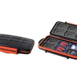 Stealth Cam STEAL STC-MCSC SD CARD STORAGE CASE