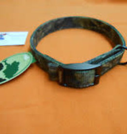 "Remington Arms Company LLC Remington Double Nylon Mossy Oak Camo 26"" Dog Collar"