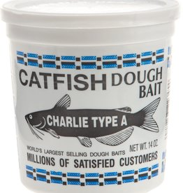CATFISH CHARLIE CATFISH DOUGH BAIT  CHARLIE TYPE A 14 OZ