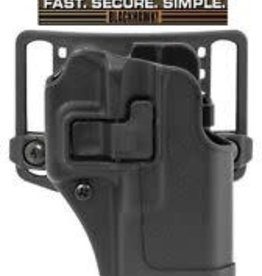 BLACKHAWK PRODUCTS BlackHawk CQC SERPA Belt Holster Right Hand Black Sig 220/226 Carbon Fiber