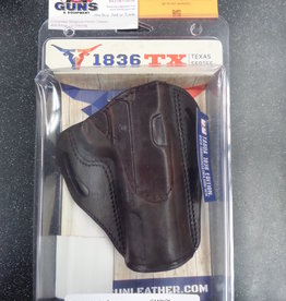TAGUA GUNLEATHER Tagua Gunleather TX 1836 Cannon Holster