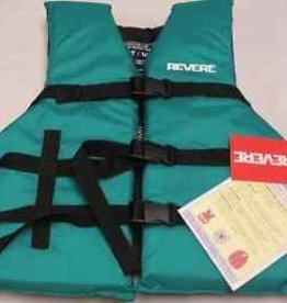 REVERE Revere Teal Vest Adult XL 23-778-EGR-AM