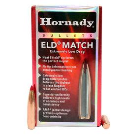 HORNADY MFG. CO. HORNADY 26177 BULL .264 130 ELD MATCH 100