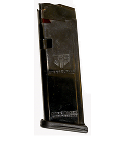ETS GROUP ELITE TACTICAL SYSTEMS GLOCK 19 & 26 9MM 15RD MAGAZINE