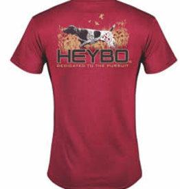 Heybo Outdoors HEYBO POINTER,SHORT SLEEVE XXLARGE