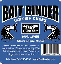 Bait binder Bait Binder blueberry garlic liver