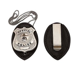 Rothco ROTHCO Clip On Badge Holder