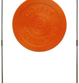 "Do All Outdoors Do-All Outdoors - Big Gong Show 9"" Self-Healing Target Rated for .22- .50 Cal..."