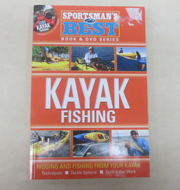 Intermedia Outdoors Sportsman's Best Kayak Fishing Informational Book and DVD