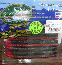 Dry Creek Dry Creek 4'' Zinger Watermelon Slice 10pk