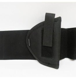 BULLDOG CASES Bulldog WANK-2R Ankle Holster Black Right Hand