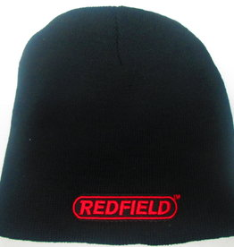 Redfield Redfield black and red  knit beanie one size fits all