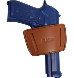 ALLEN ALLEN HOLSTER-BELT SLIDE, MD, BROWN