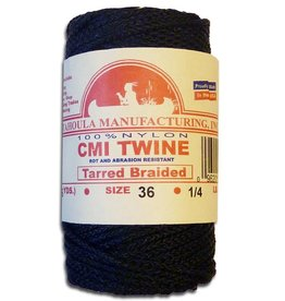 Catahoula Catahoula Nylon Tarred Braided, SZ 36, 1/4 lb