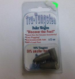Tru-Tungsten Tru-Tungsten Bullet Weights 3 ct. 1/2 oz