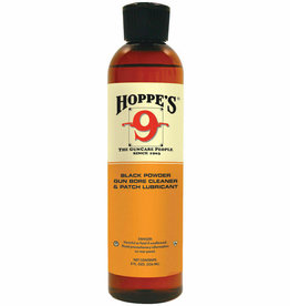 HOPPE'S Hoppe's Black Powder Bore Cleaner and Patch Lubricant 8 oz