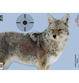"Birchwood Casey Birchwood Casey Pregame Coyote 16.5""x 24"" Tgt -3 targets"