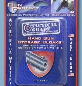 Gun Protect GUN PROTECT HAND GUN STORAGE CLOAKS 2 PK - 24 MOS GPTWC-HG