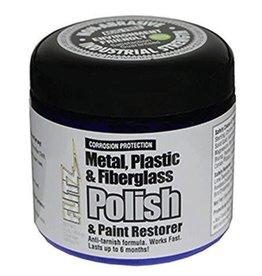 FLITZ PRODUCTS Flitz Metal, Plastic & Fiberglass POLISH & Paint Restorer