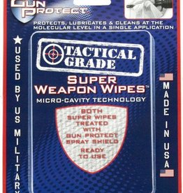 Gun Protect PROTECT SUPER WEAPON WIPES GPWT-256