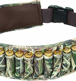 ALLEN Allen Neoprene Shell Belt,Camo, 60In waist