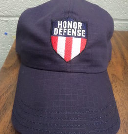 Honor Defense Honor Defense Shooters Cap – Embroidered RipStop